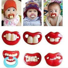 Free Shipping Personalized Pacifiers Thumb Hole Enfamil Clear Pacifier The Perfect Nipples Baby Food 0-3 Months Pacifiers Lot(China (Mainland))