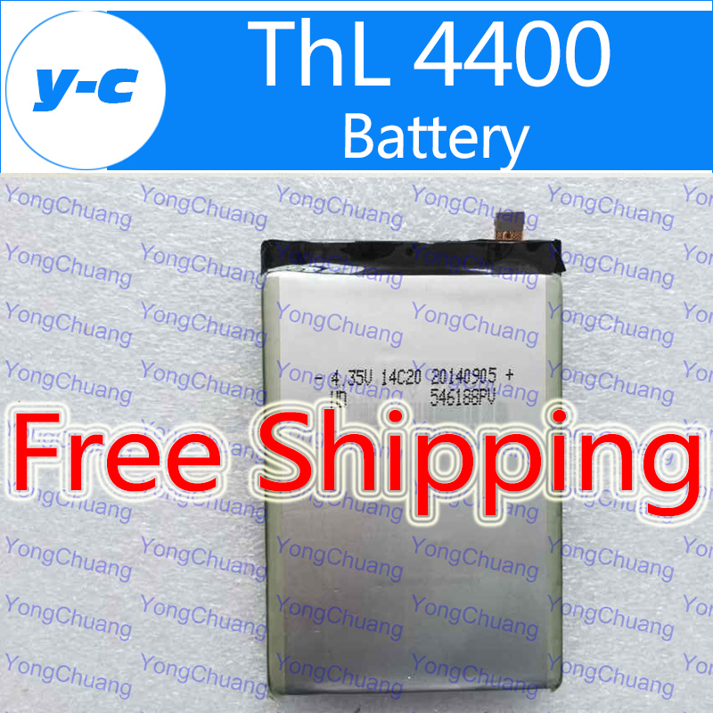 ThL 4400 Battery New Original 4400mAh High Capacity backup Replacement Smartphone Stock - YongChuang Electronics (HK store Co .,Ltd)