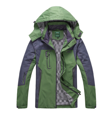 Popular Men's Outdoor Casual Jackets, Fashion Waterproof Breathable Jackets,Fashion Ski Hoody Hiking Water-Proof Male Jacket - Xcool World store