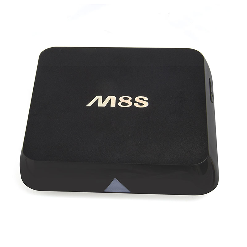 Best Selling! Original M8S KODI Android TV Box 2G/8G Dual Band 2.4G/5G WiFi Android 4.4 AML S812 Chipset 4K Full HD Media Player(China (Mainland))