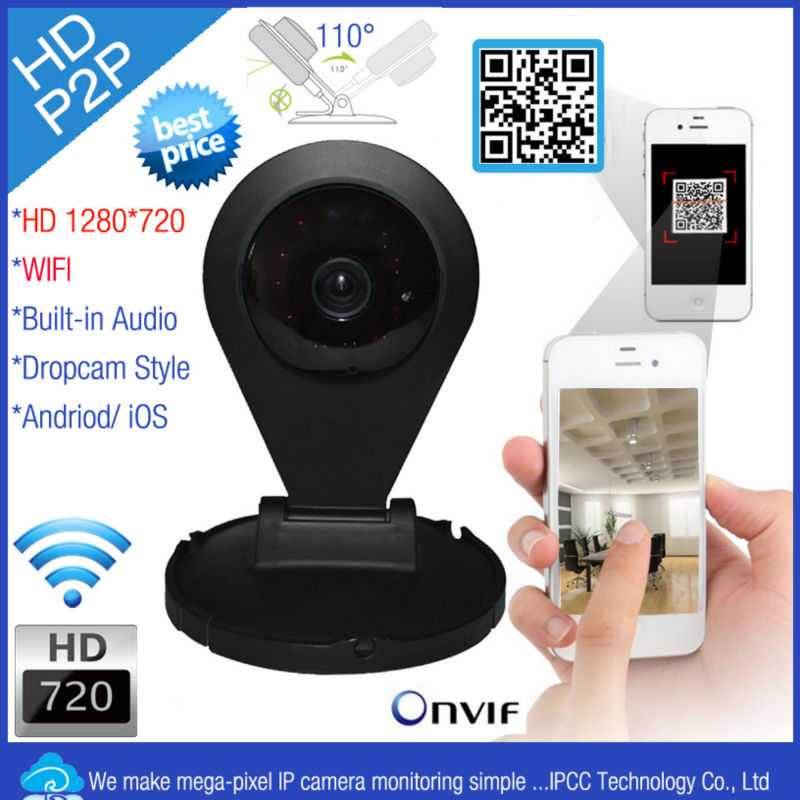 IPCC-H02N-720p wireless ip cameraoffice