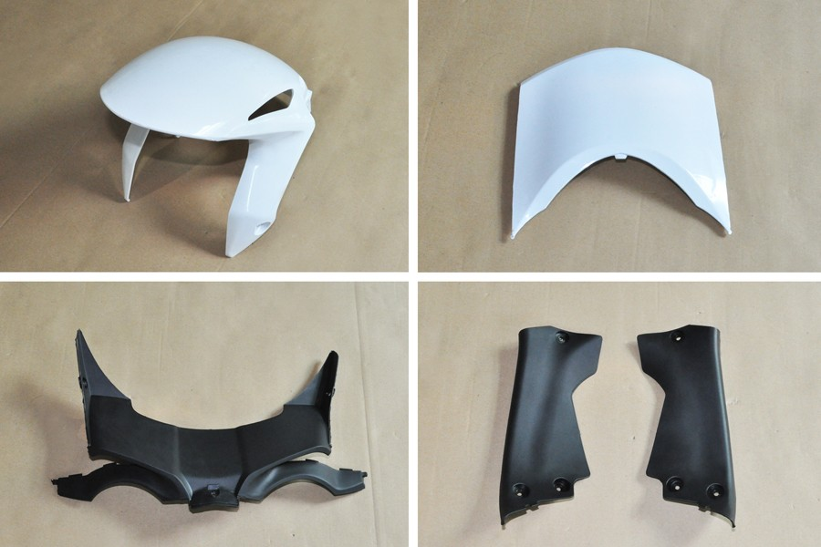 ABS Injection Mold Unpainted Bodywork Fairing For Honda CBR 1000 RR 2008 2009 2010 2011 2011 [CK1049]