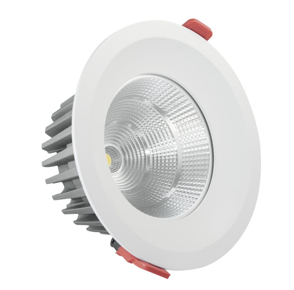 LED square CREE downlight dimming control 7w 10w 12w 15w 20w 25w 30w IP44 waterproof ceiling light High CRI High Bright<br><br>Aliexpress