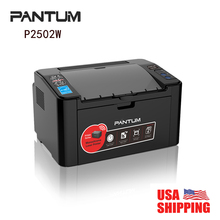 Hot Sale Pantum P2502W 22 ppm (A4) / 23 ppm (Letter) Monochrome Wireless Laser Printer  Hi-Speed USB 802.11b/g/n Office Home(China (Mainland))