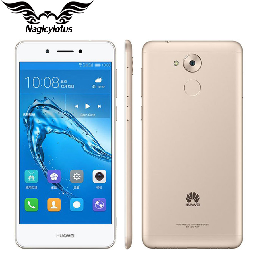 """Original HuaWei Enjoy 6S 4G LTE Mobile Phone Snapdragon 435 Octa Core Android 6.0 5.0"""" 3GB RAM 32GB ROM IPS 1280X720HD 13.0MP(China (Mainland))"""