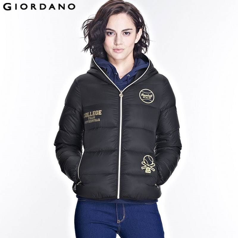 Giordano Winter Collection Giordano Women Winter 90 Duck