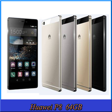 4G Original Huawei P8 Max 64GBROM 3GBRAM 5.2inch Smartphone Android 5.0 Kirin 935 Octa Core 2.0GHz Support LTE & WCDMA & GSM