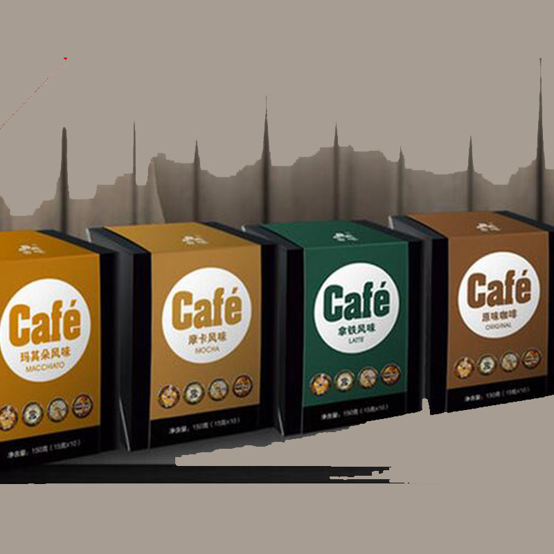 Растворимый кофе из Китая