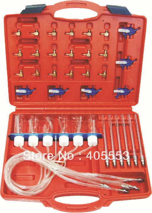 Diesel injector flow test kit common rail automotive tools WT04293(China (Mainland))