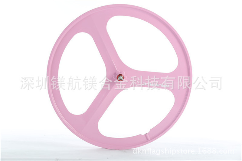 Died flywheel group magnesium alloy 700c dead fly one round magnesium alloy bike down one round 10%-12%off(China (Mainland))