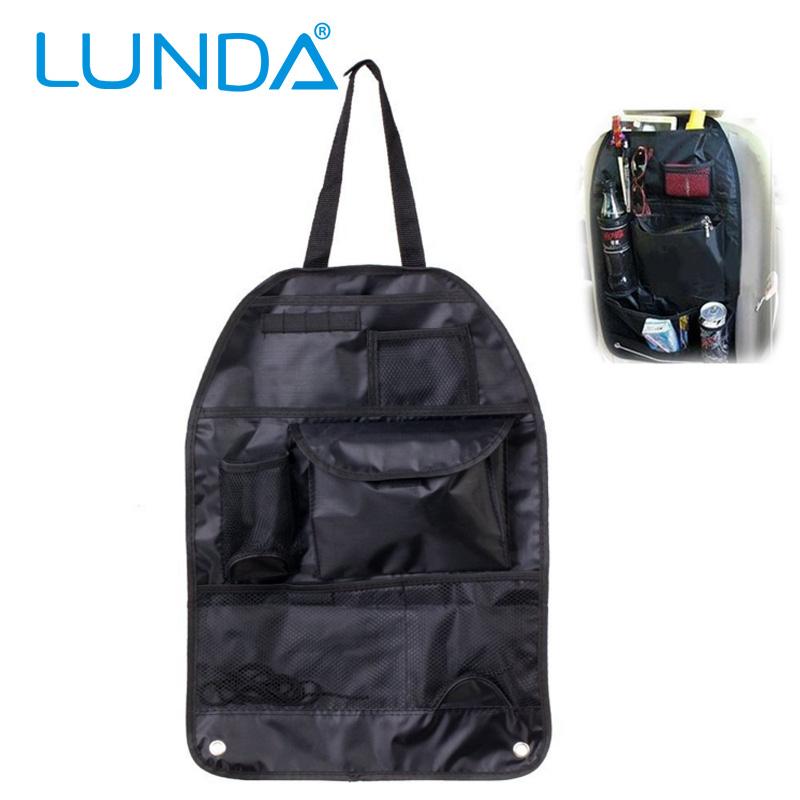 Car Back Seat Tidy Organiser Auto Travel Storage Bag , Car seat dustproof protective sleeve(China (Mainland))