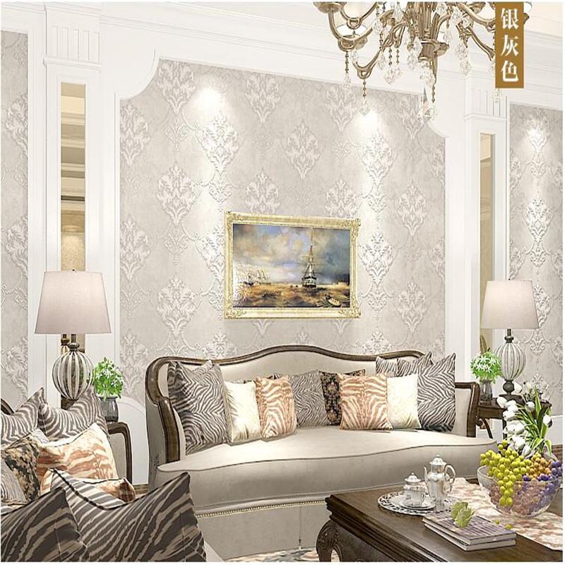 Chambre papier peint papier peint chambre coucher for Papier peint relief 3d