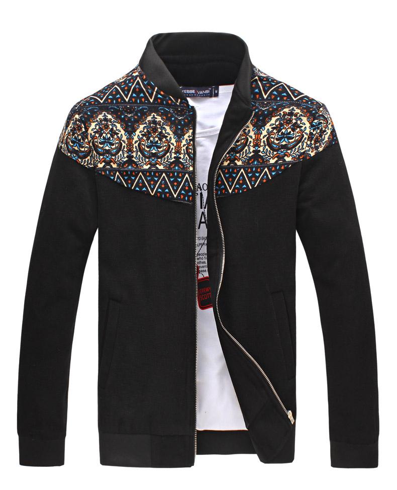Patchwork Mens Jackets Coats Bizrate