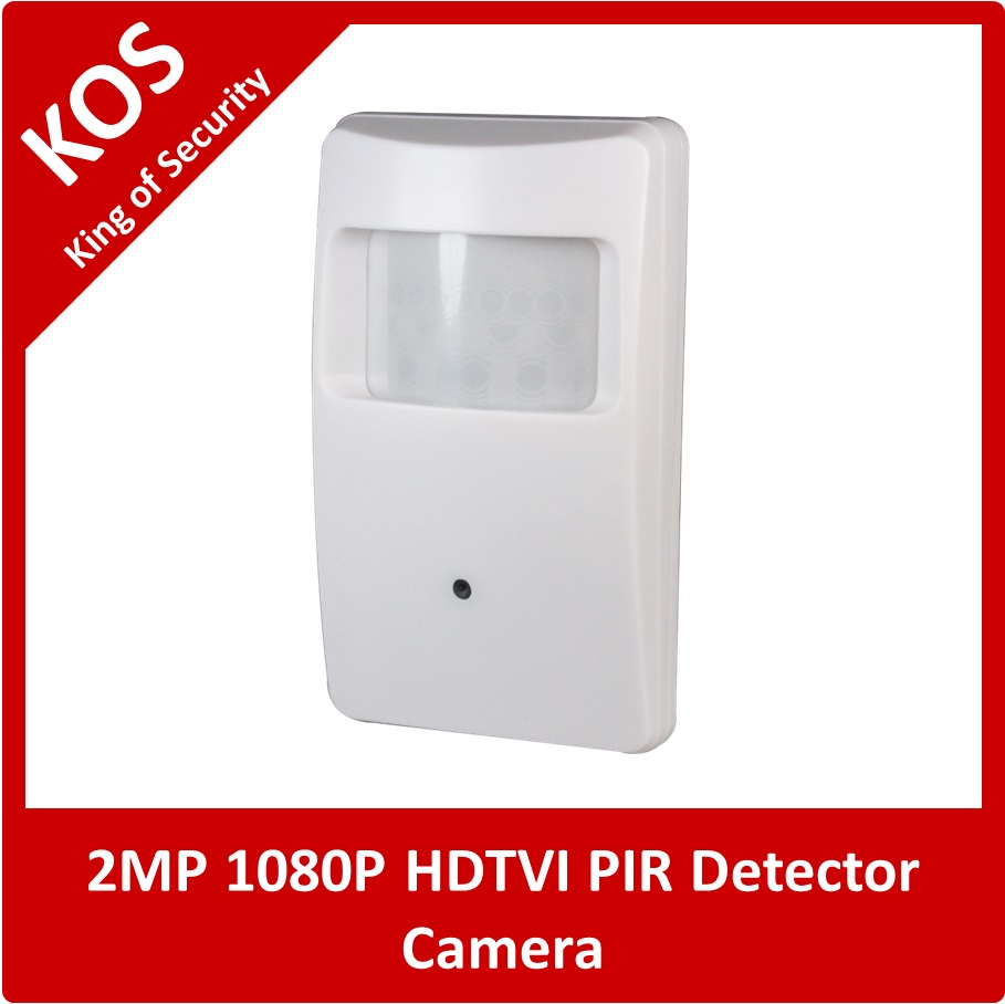 KOS 1080P Hidden TVI Camera HD 2MP 3.7mm Pinhole Lens Mini Camera for TVI DVR with UTC function(China (Mainland))