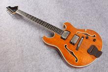 New arrival! G 2016 usa redwood top Golden hardware Deadwood body custom LP guitar,Free shipping(China (Mainland))