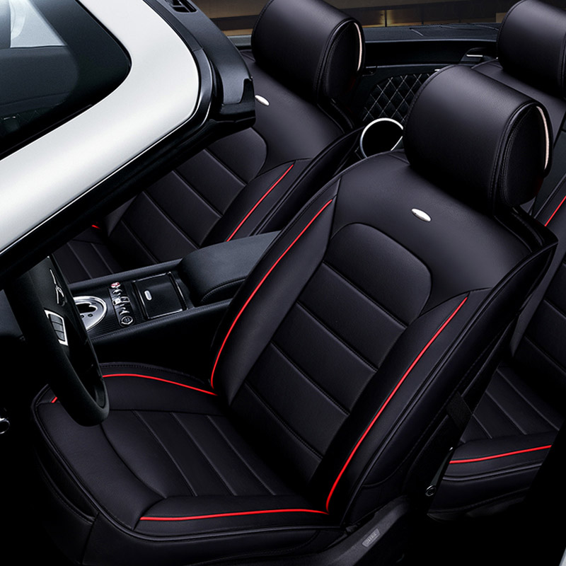 popular toyota camry car seat covers buy cheap toyota camry car seat covers lots from china. Black Bedroom Furniture Sets. Home Design Ideas