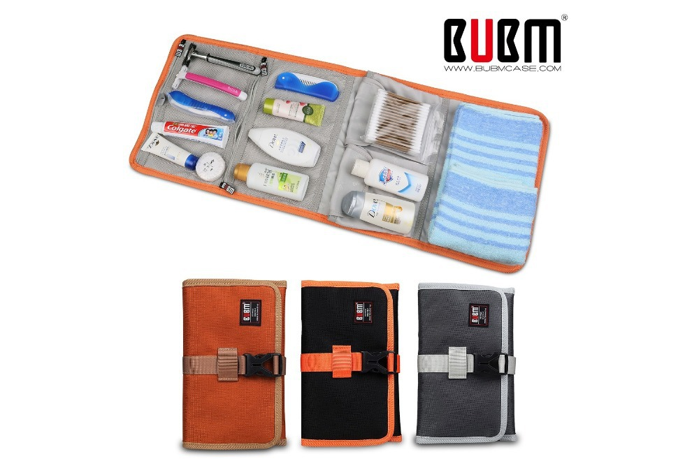NEW BUBM TRAVEL Storage Bag/ Electronic Accessories Organizer case/ Cable Case/pen drive case/family outdoor small tool BAG(China (Mainland))