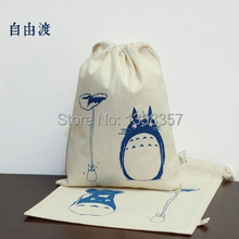 (100pcs/lot)High quality cotton drawstring jewelry bag for toiletry/pearl,Size can be customized,Various colors,wholesale(China (Mainland))