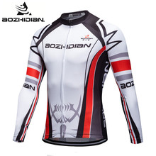 Buy 2017 AZD65S Specialized Cycling Jersey MTB Pro Team Men Clothing Long Sleeve Funny Cycling Jersey Maillot Ropa Ciclismo for $15.20 in AliExpress store