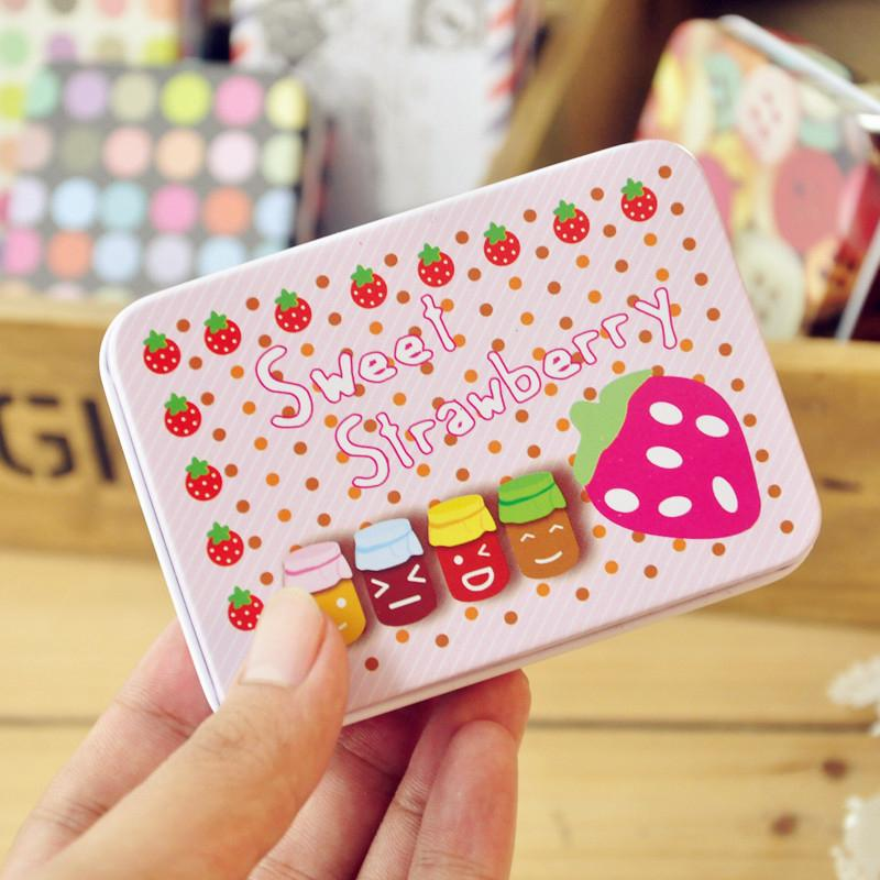 lovely Retro reminisced series metal box case tin storage box for candy card jewelry Storage Boxes(China (Mainland))