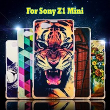 Buy Luxury Soft TPU Gel Case Sony Xperia Z1 Mini Z1 Compact D5503 M51W Z1Mini Silicon Cover Mobile Phone Bag Skin Shell Hood for $2.28 in AliExpress store