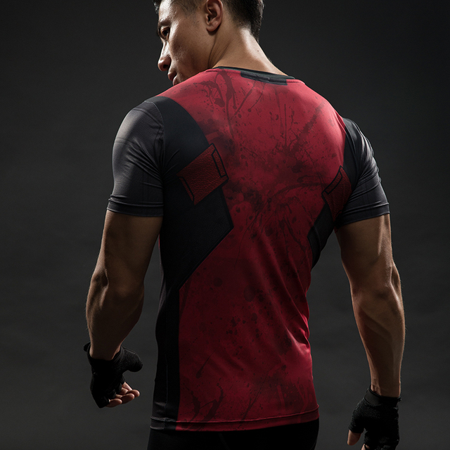 3D Printed Male T-shirts
