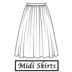 235-midi skirt