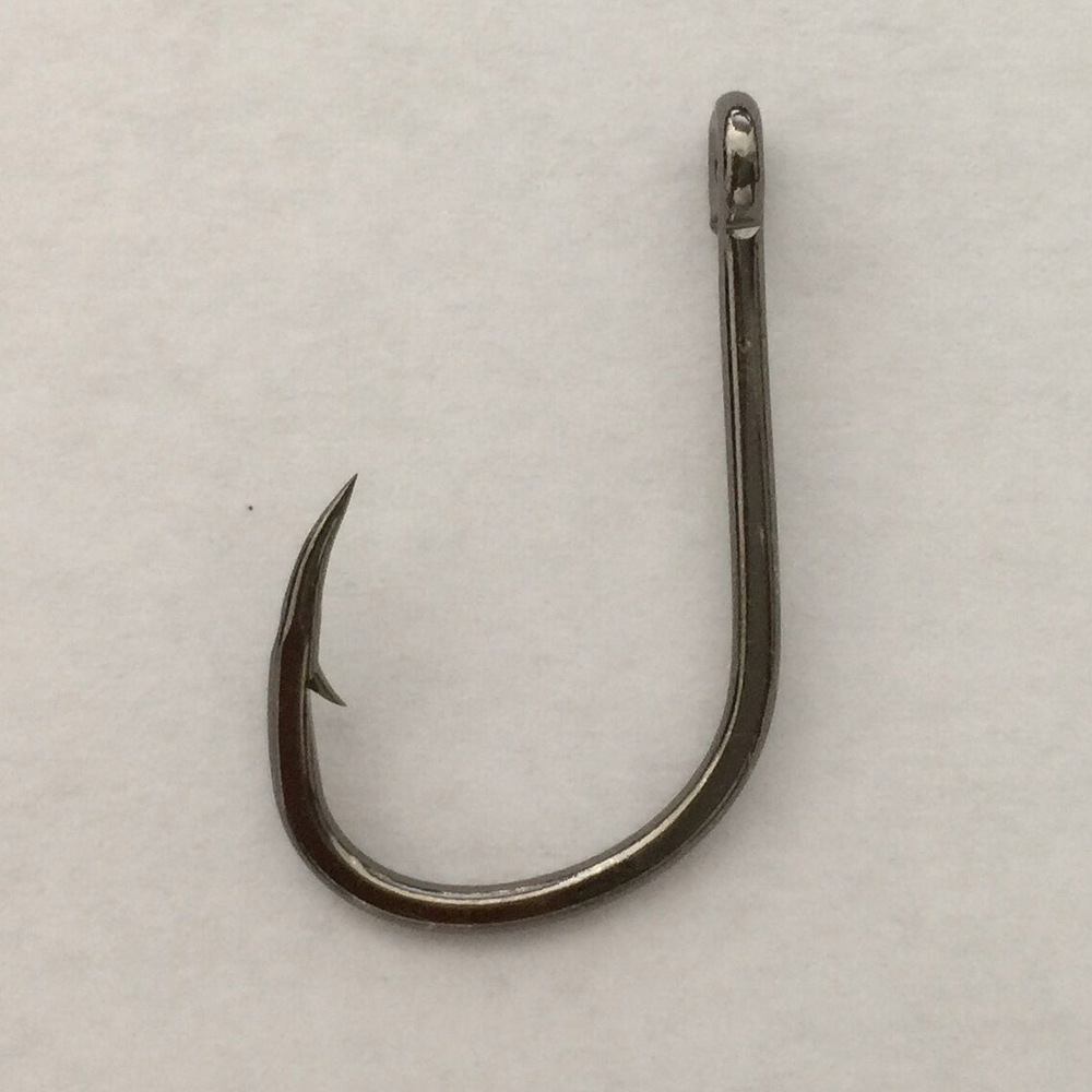 100 pcs iseama ring fishing hooks top quality high carbon for Wholesale fishing hooks