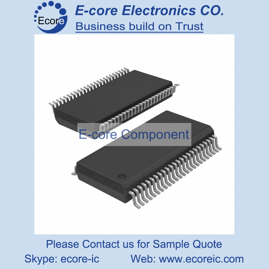Original Stock SN74AHC16373DGGR IC 16BIT TRANSP D LATCH 48-TSSOP Contact us for Sample(Hong Kong)