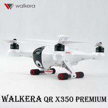 2016 Walkera QR X350 Premium Dual-Navigation Devo F12E Transmitter FPV Drone with camera Helicoper RC Quadcopter Free Shipping