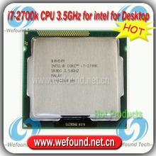 Buy Intel Core i7 2700k Processor 3.5GHz /8MB Cache/Quad Core /Socket LGA 1155 / Quad-Core /Desktop I7-2700k CPU for $229.00 in AliExpress store