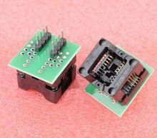 Quality Socket Converter Module With 150mil SOIC8 SOP8 to DIP8 EZ Programmer Adapter For Sale