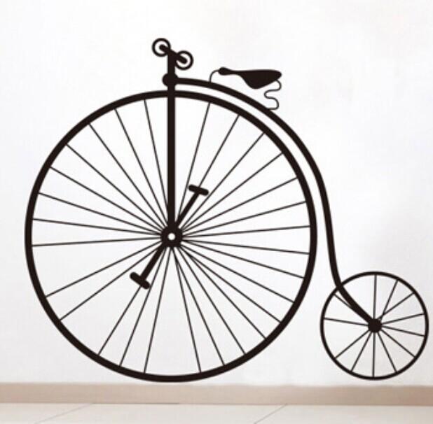 Simple Bike Drawing