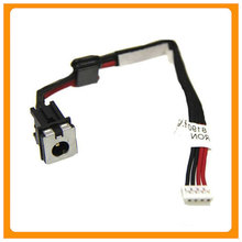Free Shipping Brand New Laptop Power DC Jack For Toshiba SATELLITE E100 E105 6017b0181901 with Cable Power Head Power Connector