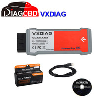 For Ford/Mazda VXDIAG VCX NANO for Ford/Mazda 2 in 1 with IDS V100 VXDIAG VCX NANO Support Vehicle Till 2015 Year(Hong Kong)