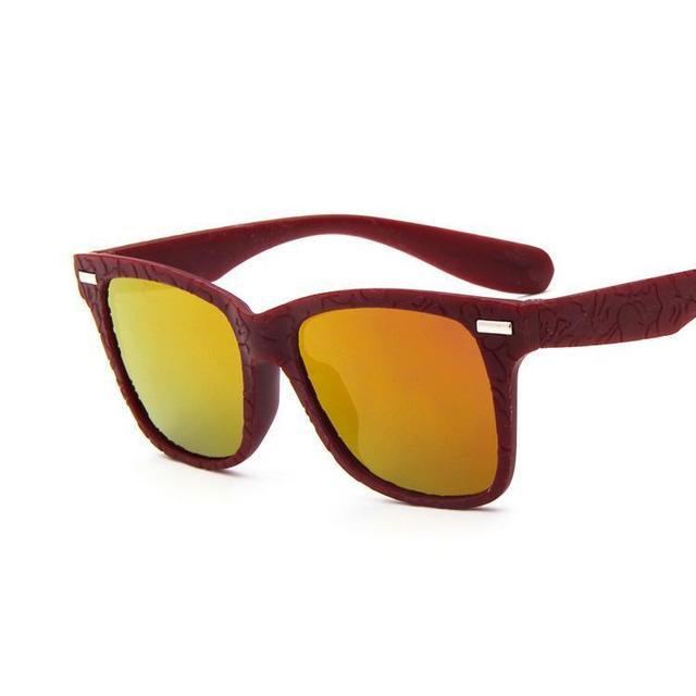 Мода солнечные очки многоцветная солнцезащитные очки солнцезащитные очки UV400 летний пляж sunglases летний стиль малыш мальчик в девочке солнцезащитных очков