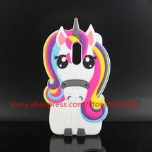 Sevimli kılıf için Redmi 5 güzel Unicorn kedi Minnie 3D yumuşak cep telefonu kılıfları kapak için Xiaomi Redmi 5 artı(China)