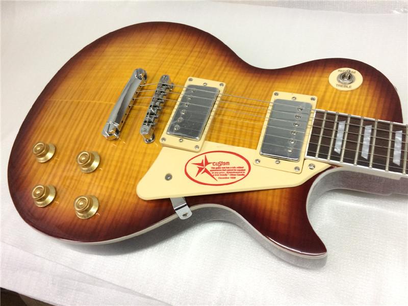 Free shipping electric guitar Wholesale 2016 new slah/standard 1956/1957 guitar/oem lp guitar/guitar in china(China (Mainland))