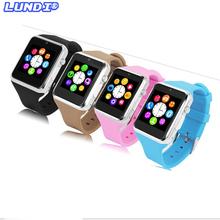 Lundi S79 Bluetooth montre Smart Watch montre – bracelet GSM 2MP caméra pour Apple téléphone Android Relogio Inteligente Reloj Smartphone montre