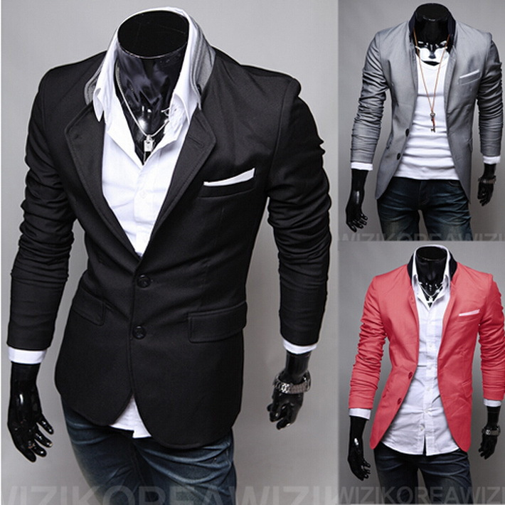 suit hood Picture - More Detailed Picture about Male Sequin Blazer