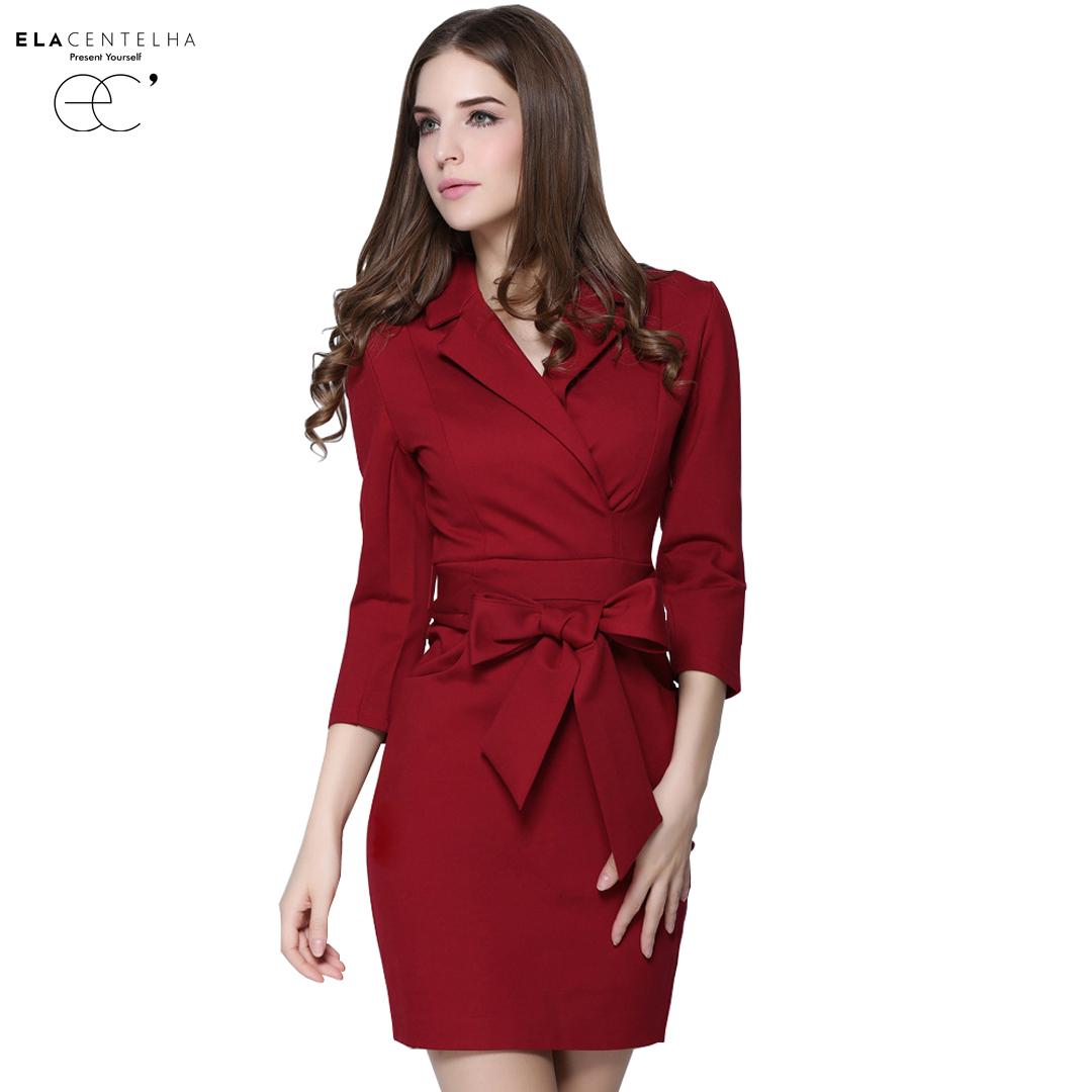 Luxury RedDressTopsForWomen  Top Dress Red Susana Monaco Women S