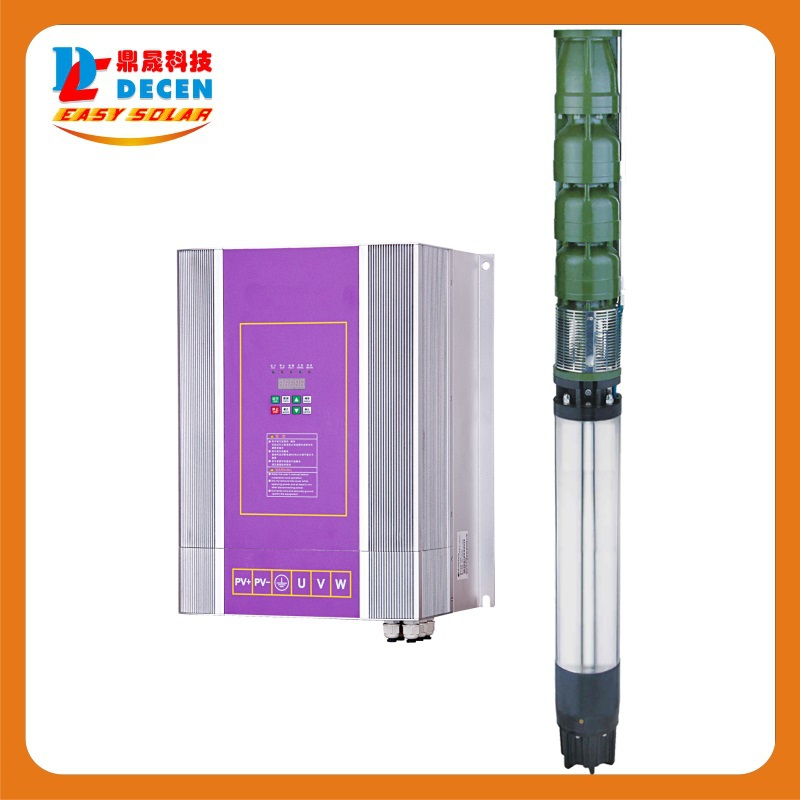 DECEN@ 550W AC Water Pump+1500W Solar Pump Inverter For Solar Pump System Adapting water head(60-41m)Daily Water Supply(10-20m3)<br><br>Aliexpress