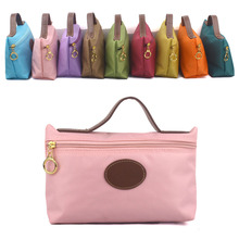 OUGOLD women bags casual solidbag flap nylon totes handbags multi-function handle versatile 14 colors