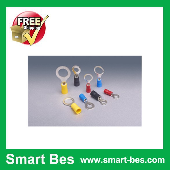 1000pcs Smart Bes circular pre-insulating terminal model RV5.5-6 good quality electronic components Free shipping by SG post<br><br>Aliexpress