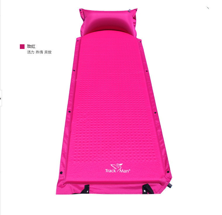 Excellent Quality Outdoor Picnic Camping Equipment Sleep Mats,Inflatable Mattress,Rose Red and Blue Two Color for Your Choice<br><br>Aliexpress
