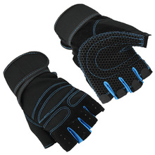 2015 NEW Hot Sell Fitness Gloves Dumbbell Weightlifting Bodybuilding Outdoor Multifunction Exercise Workout Sport Gloves