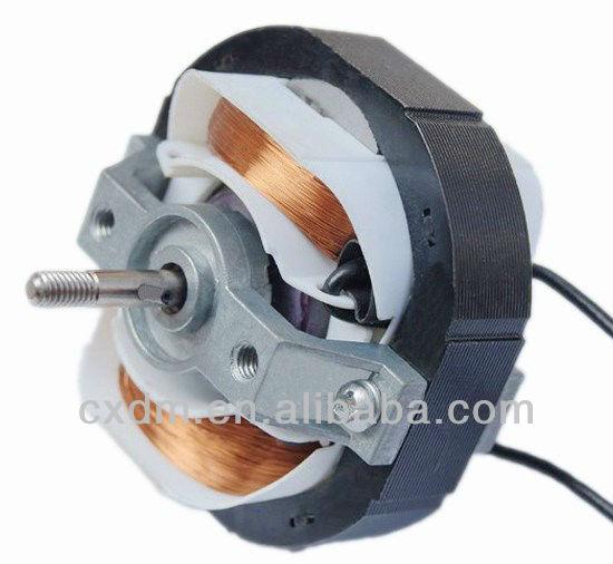 220v yj58 16 ac shaded pole small electric fan motor in ac for Fan motor ac unit cost