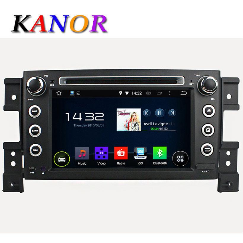 Suzuki Grand Vitara Android 4.2 Car DVD GPS Bluetooth Radio RDS USB SD IPOD Steering wheel Control WIFI Map<br><br>Aliexpress