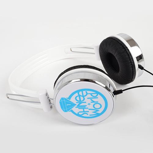 KPOP SHINee New White Popular Earphone / Headphone For MP3 / MP4/Computer / Mobile Mixed Wholesale EJ033(China (Mainland))