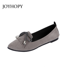 Buy 2017 Spring Summer Moccasin Womens Flats Fashion Creepers Shoes Bow Lady Flats Loafers Ladies Slip Shoes AWF0026 for $10.50 in AliExpress store